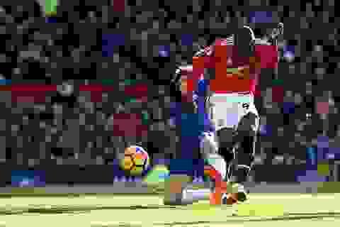 Đội hình tiêu biểu vòng 28 Premier League: Lukaku xuất thần