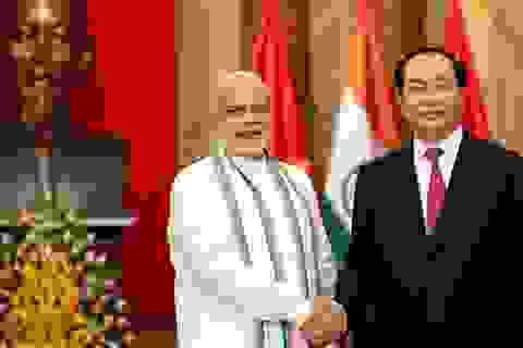 Chủ tịch nước Trần Đại Quang thăm Ấn Độ: Sẽ ký kết các hiệp định quan trọng
