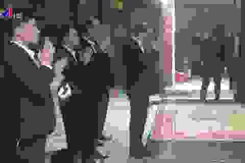 Danh tính lãnh đạo, cán bộ Kho bạc Nhà nước đi lễ trong giờ hành chính
