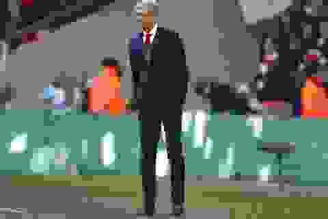 Arsenal thua ở chung kết League Cup: Dấu chấm hết cho Wenger?