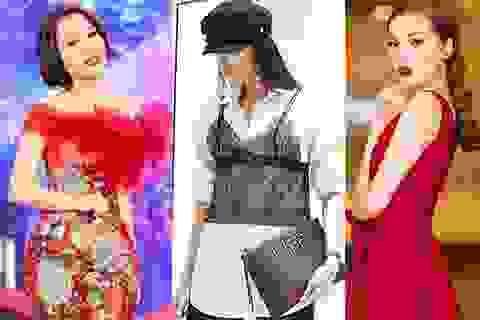 Kỳ Duyên mặc đẹp nhất tuần; Lan Khuê, Cẩm Ly lọt top sao mặc xấu
