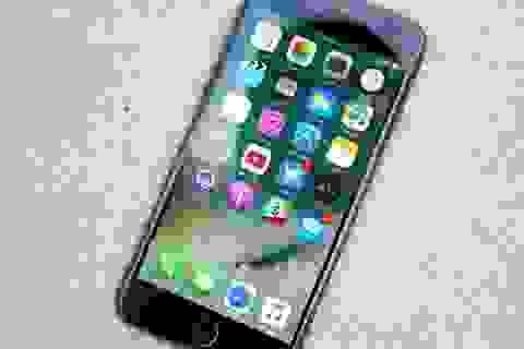 iPhone 7 bị dính lỗi không thể kết nối mạng di động