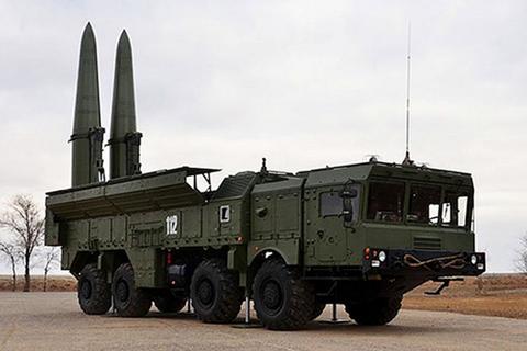 Nga đưa tên lửa đạn đạo tàng hình Iskander tới sát vách NATO