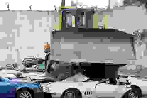 Tổng thống Philippines lệnh nghiền nát hàng chục xe sang