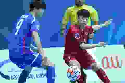 Bóng đá Việt Nam và duyên nợ với bóng đá Uzbekistan