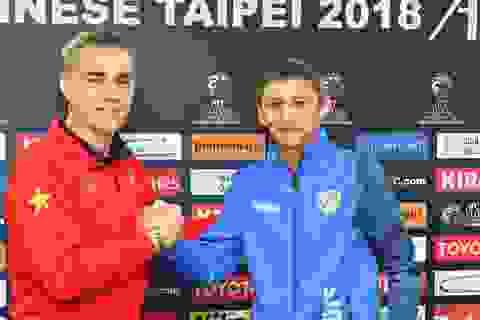 Tuyển futsal Việt Nam tuyên bố sẽ thắng Uzbekistan trong trận tứ kết