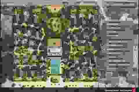 Resort 5 sao quốc tế với phong cách ấn tượng sắp có mặt tại Quảng Bình