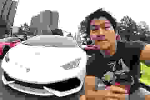Mua siêu xe Lamborghini chỉ với hơn 100 USD nhờ Bitcoin