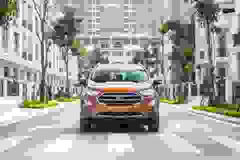 Ford EcoSport từ Brazil đến Việt Nam
