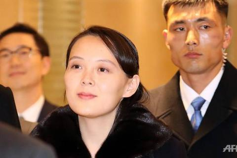 Thành viên đầu tiên của gia đình ông Kim Jong-un tới Hàn Quốc