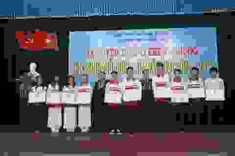 Quảng Trị tuyên dương các học sinh đạt giải Quốc gia 2018