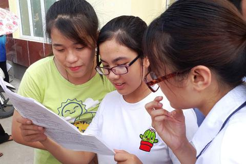 Tuyển sinh 2018: Giảm điểm ưu tiên khu vực, học lực giỏi mới được xét vào sư phạm