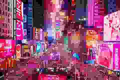 """Chào năm mới 2018 từ nơi đón giao thừa """"tuyệt nhất thế giới"""""""