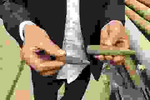 Một người bị vỡ nát tay khi nhặt vỏ đạn sau vụ nổ ở Bắc Ninh