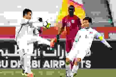 Những khoảnh khắc U23 Việt Nam làm nên lịch sử trước U23 Qatar