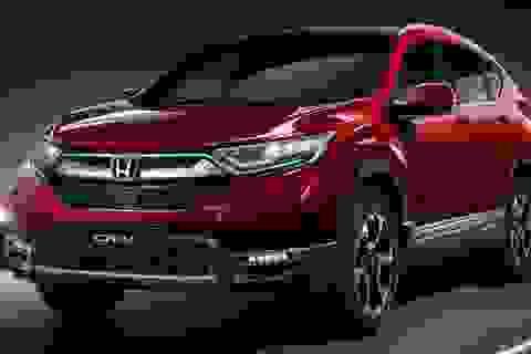 Phiên bản hybrid - Điểm nhấn của Honda CR-V thế hệ mới ở châu Âu