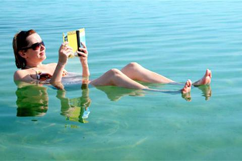 Biển Chết đứng trước nguy cơ … chết dần