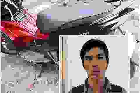 Hai anh em ruột trộm hàng loạt xe máy