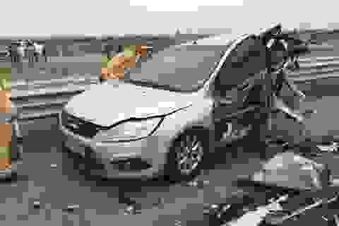 Những lỗi thường gặp của lái xe Việt Nam trên cao tốc