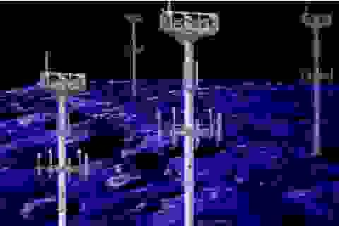 Mặt trăng cũng sẽ có mạng điện thoại di động riêng