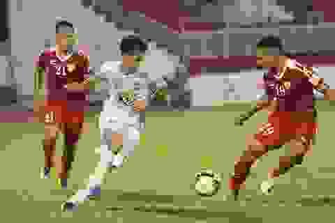 B.Bình Dương quyết tâm phá hỏng bữa tiệc của dàn sao U23 Việt Nam