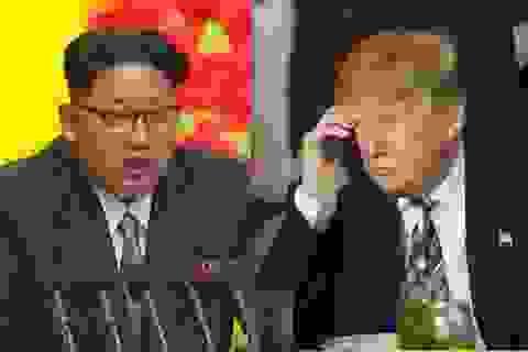 """""""Tổng thống Trump hiểu rõ rủi ro khi gặp ông Kim Jong-un"""""""