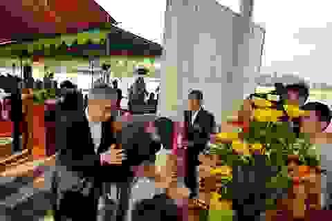 41 người Hàn Quốc cúi đầu xin lỗi vì vụ thảm sát Hà My 50 năm trước