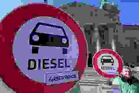 Động cơ diesel liên quan tới 6.000 ca tử vong mỗi năm tại Đức
