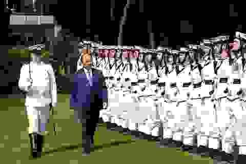 New Zealand chào đón Thủ tướng Nguyễn Xuân Phúc theo nghi thức thượng khách