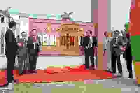 Nâng cấp Trung tâm thành Bệnh viện Mắt