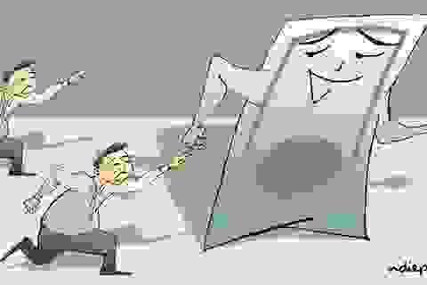 """Những đồng tiền bị… """"quỷ ám""""!"""