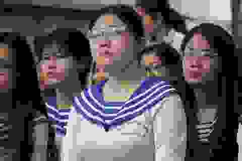 Chia sẻ xúc động của nữ sinh giỏi Sử trong lễ tưởng niệm sự kiện Gạc Ma
