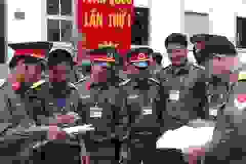 Quy định mới nhất về tuyển sinh vào các trường Quân đội năm 2018