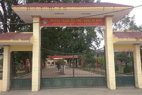 Vụ trường đi giao lưu, du lịch Quảng Ninh: Cảnh cáo hiệu trưởng