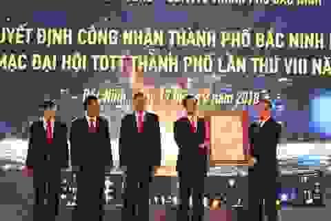 Phó Thủ tướng: Thành phố Bắc Ninh phải là thành phố văn hóa, hiện đại, thông minh