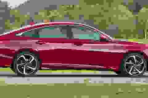 Vì sao Honda Accord bán chậm tại Mỹ?
