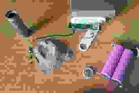 Pin sạc dự phòng: Đừng ham rẻ để chuốc họa vào thân