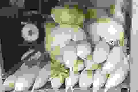 Giải cứu củ cải: Người dân háo hức, kẻ buôn héo hon