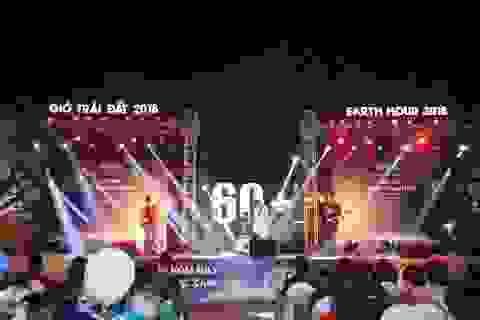 Đêm nhạc hưởng ứng giờ trái đất 2018 cùng EVN
