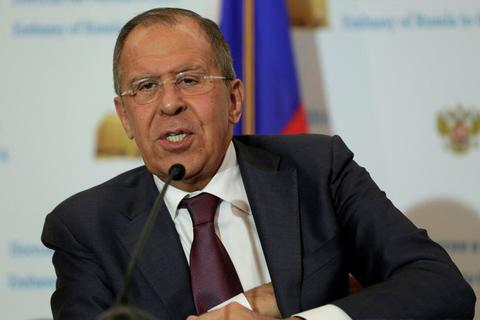 Bộ trưởng Ngoại giao Nga bất ngờ hoãn chuyến thăm Việt Nam