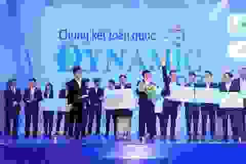 Dự án giáo dục trực tuyến của SV  trường ĐH Kinh tế TPHCM giành giải nhất cuộc thi Dynamic