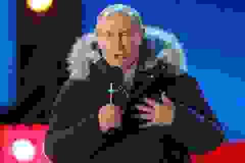 Ông Putin: Cáo buộc Nga đầu độc cựu điệp viên là ngớ ngẩn