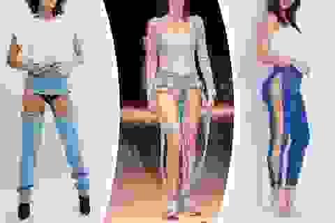 """Những mẫu thời trang """"không tin nổi là… có thật"""""""