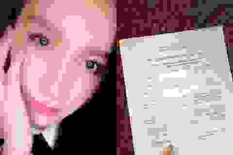 BTV Minh Hà, Hạnh Phúc bất ngờ làm đơn hiến giác mạc