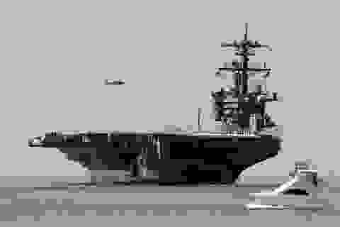 Những điểm đặc biệt của tàu sân bay Mỹ sắp thăm Việt Nam