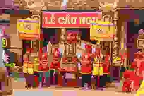 Quảng Bình: Độc đáo Lễ Cầu ngư của người dân làng biển