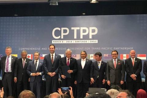 Hiệp định CPTPP: Tác động sẽ khiêm tốn hơn khi không có Mỹ