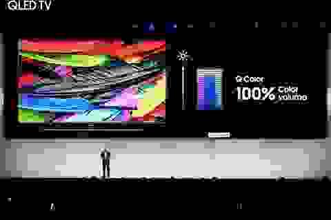 Samsung sử dụng trí tuệ nhân tạo cho TV 8K
