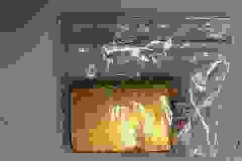 Hành khách Hàn Quốc giấu miếng vàng trị giá 700 triệu khi lên máy bay