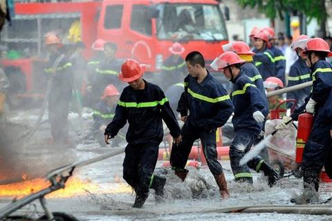 Đời cứu hỏa